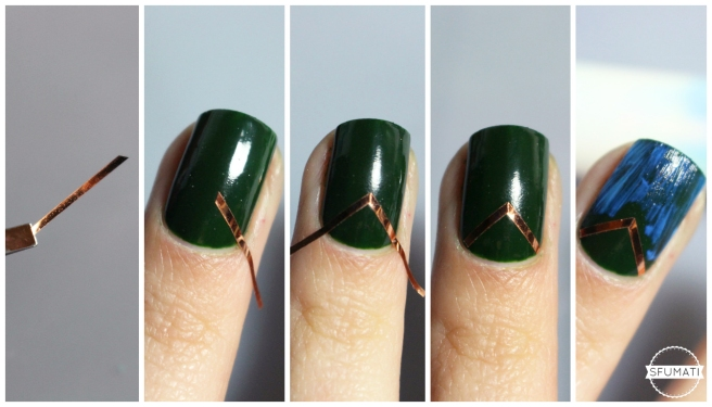 Collage tuto vert or 2 2