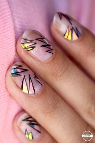 nail-art-tendance-holographique-5